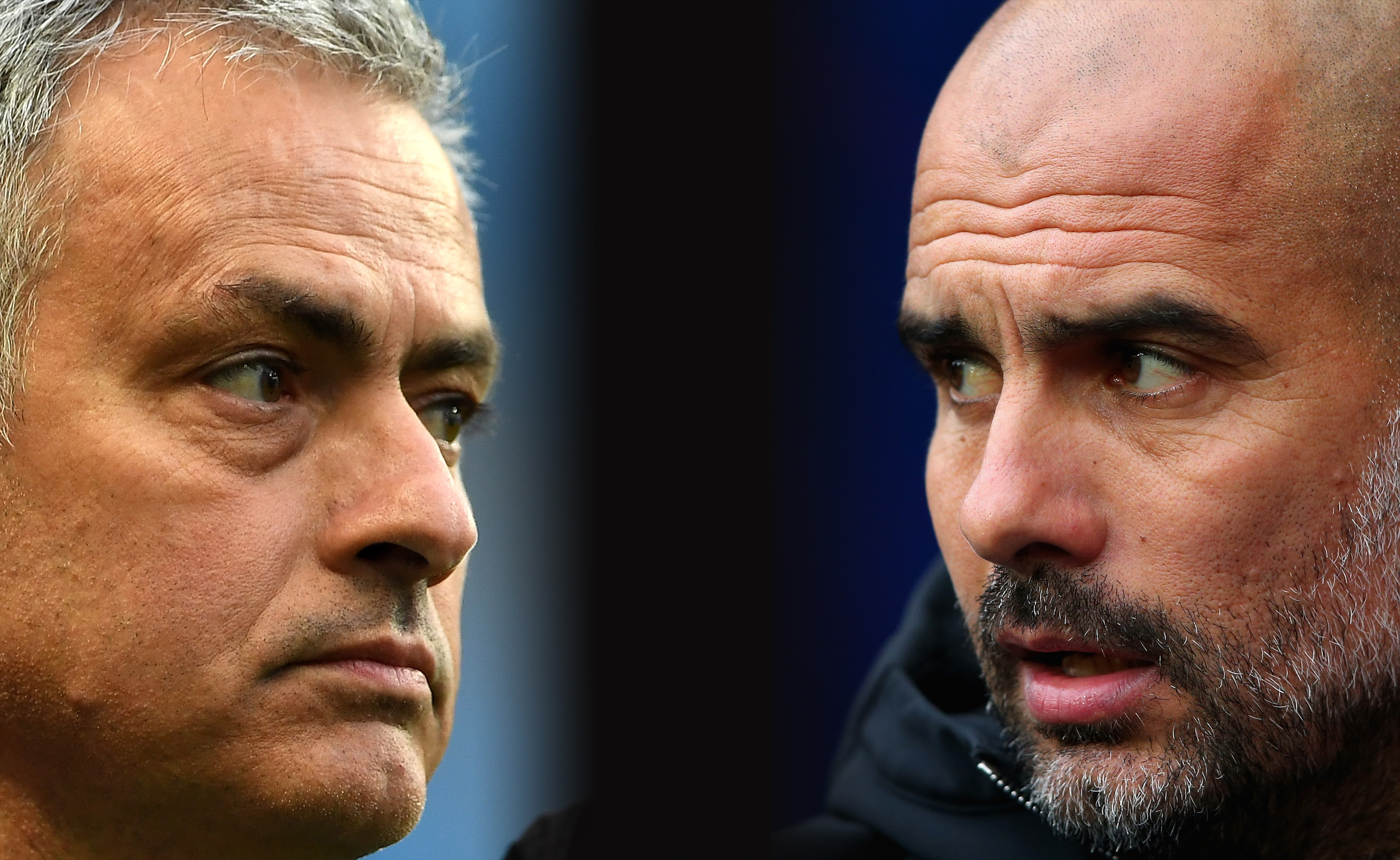 The bad blood is back! Mourinho and Guardiola blame each other for derby row