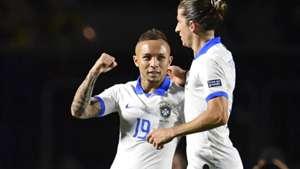 Everton Filipe Luis Brasil Bolívia Copa América 14062019