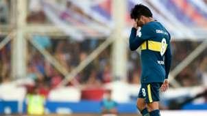 Pablo Perez San Lorenzo Boca Superliga Fecha 14 4022018