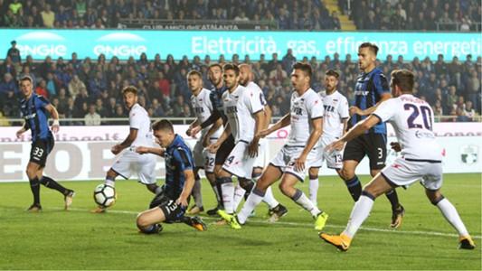 Atalanta Crotone Serie A