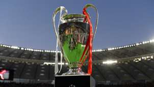 Trophy Real Madrid Liverpool Champions League final 26052018