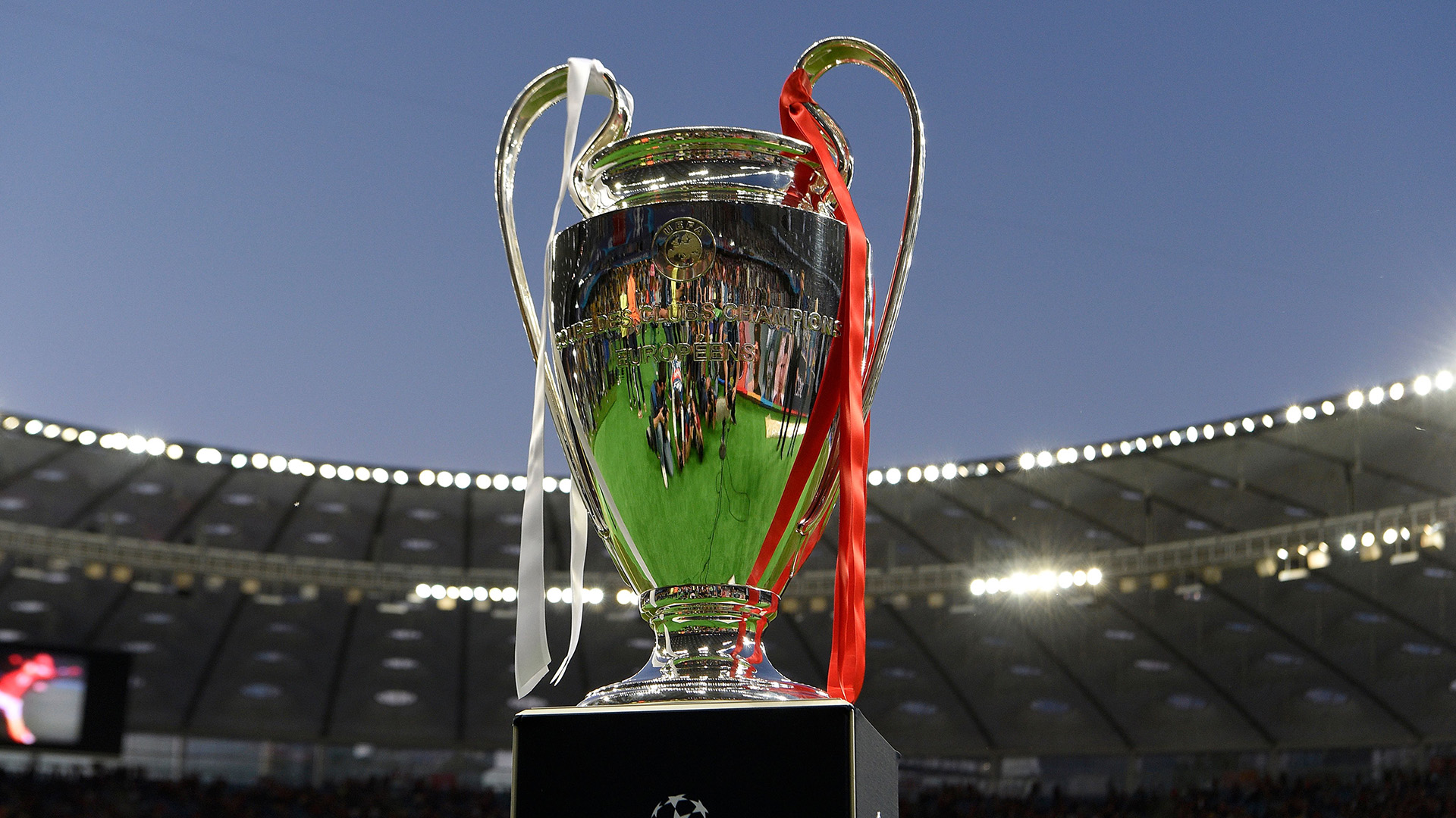 Real Madrid 3-1 Liverpool, Uefa Champions League Final ...