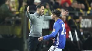 Borussia Dortmund Schalke 04 20171125 Harit Tedesco