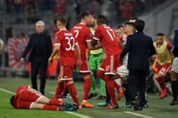 Javi Martinez Bayern Munchen Sevilla Champions League 11042018