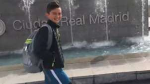 Santino Loza Real Madrid
