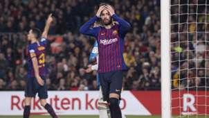 Gerard Pique FC Barcelona 06022019