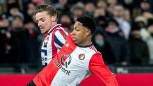 Jean-Paul Boëtius, Feyenoord - Willem II, KNVB Beker 02282018