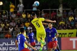 Aidil Zafuan, Johor Darul Ta'zim, Ceres-Negros FC, AFC Cup, 31/05/2017