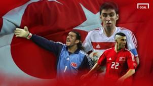 GFX Türkei WM-Dritte 2002