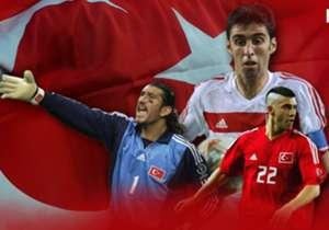 2002 erreichte die Türkei sensationell das Halbfinale der Weltmeisterschaft, welches man knapp gegen Brasilien verlor. Goal stellt Euch die wichtigen Säulen der Überraschungsmannschaft vor.