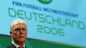 Beckenbauer WM 2006 22102004