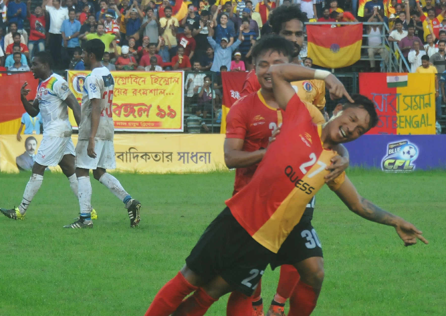 East Bengal Rainbow CFL 2018