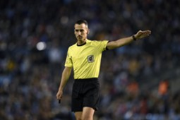 Santiafo Jaime Latre arbitro LaLiga