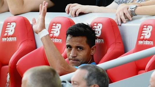 Alexis Sanchez Arsenal 27082017