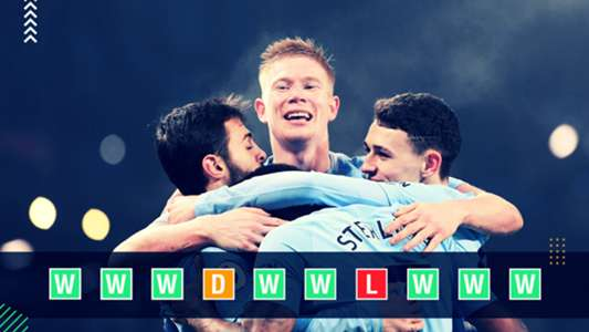 Man City Champions League power rankings
