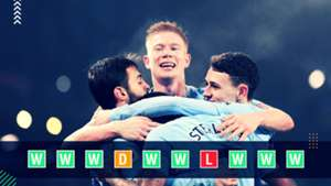 Man City Champions League power rankings