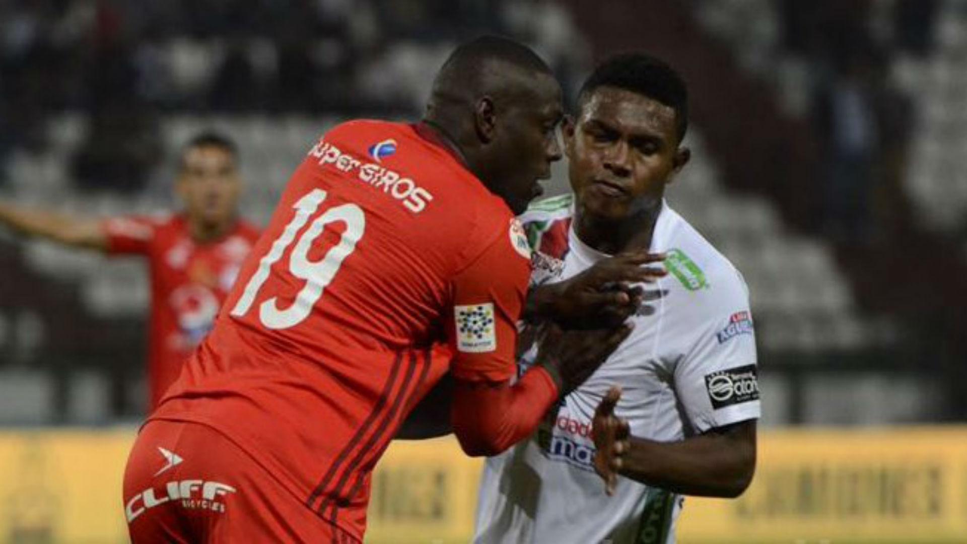 Martínez Borja América de Cali vs Once Caldas Liga Águila 2017