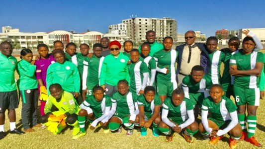Nigeria U17 women - 2017