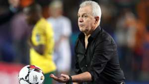 Javier Aguirre at Afcon 2019