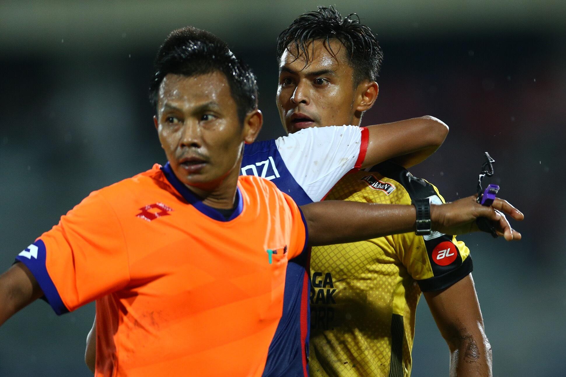 Zaquan Adha, Perak, Kelantan, Super League, 01032017