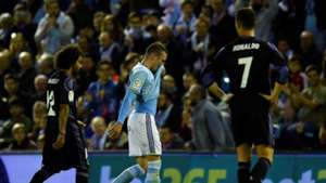 Iago Aspas Real Madrid Celta LaLiga 17052017