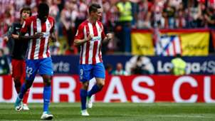 Fernando Torres Atletico Madrid Athletic Bilbao LaLiga 21052017