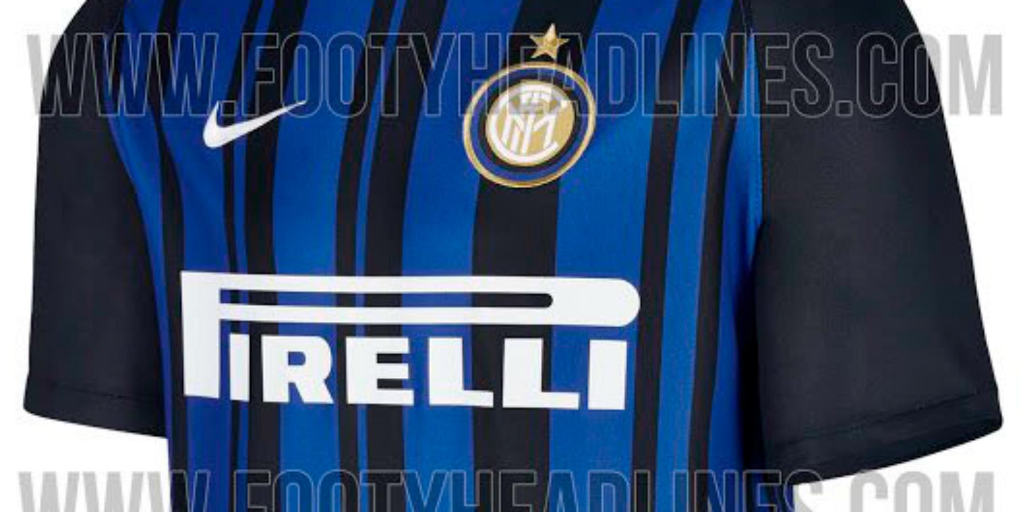 Milan: presentata oggi la nuova maglia dei rossoneri