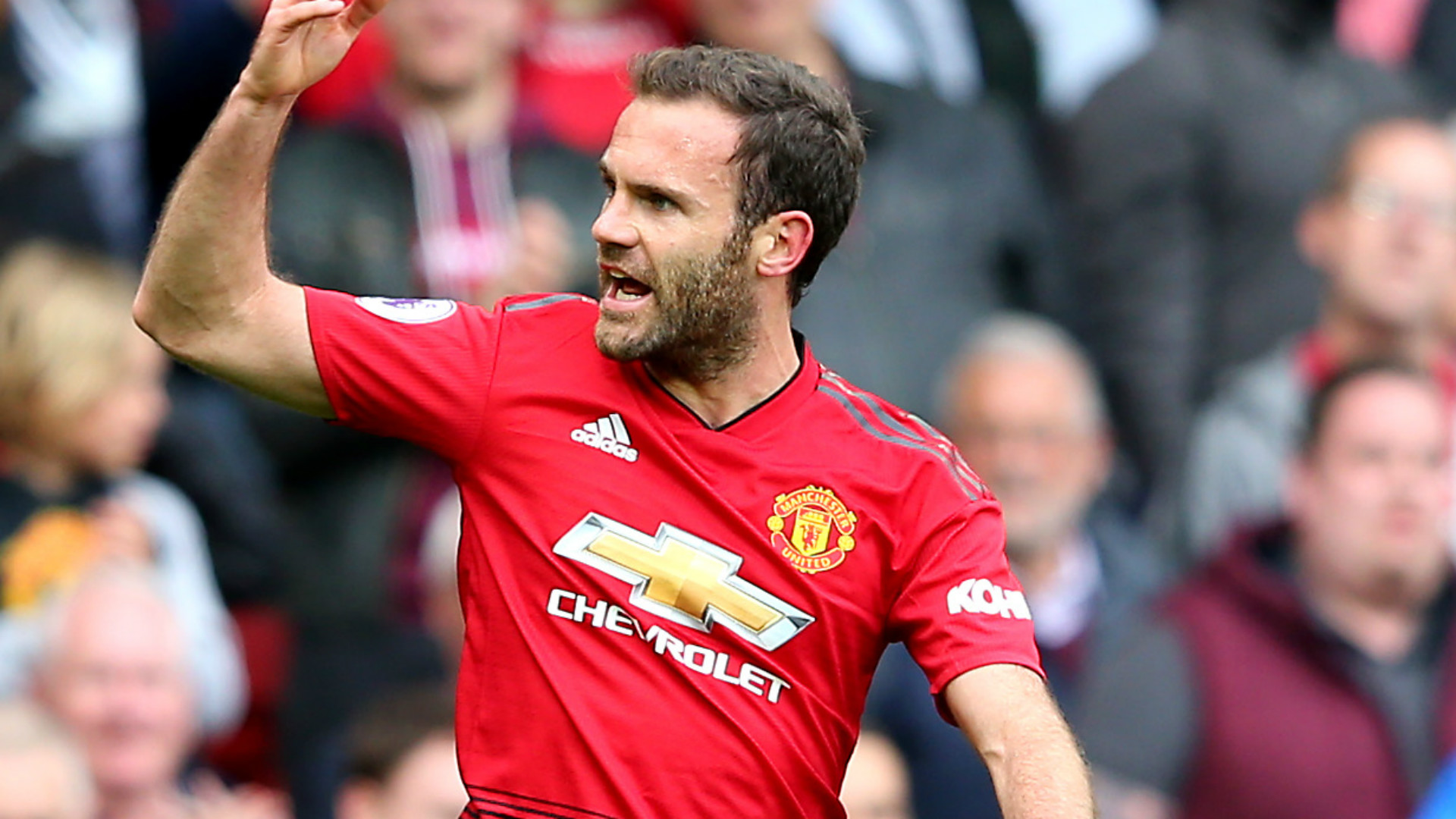 Man Utd News: Mata Reveals Why He Signed Old Trafford
