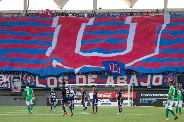 Universidad de Chile queda como puntero luego de vencer a Curicó Unido