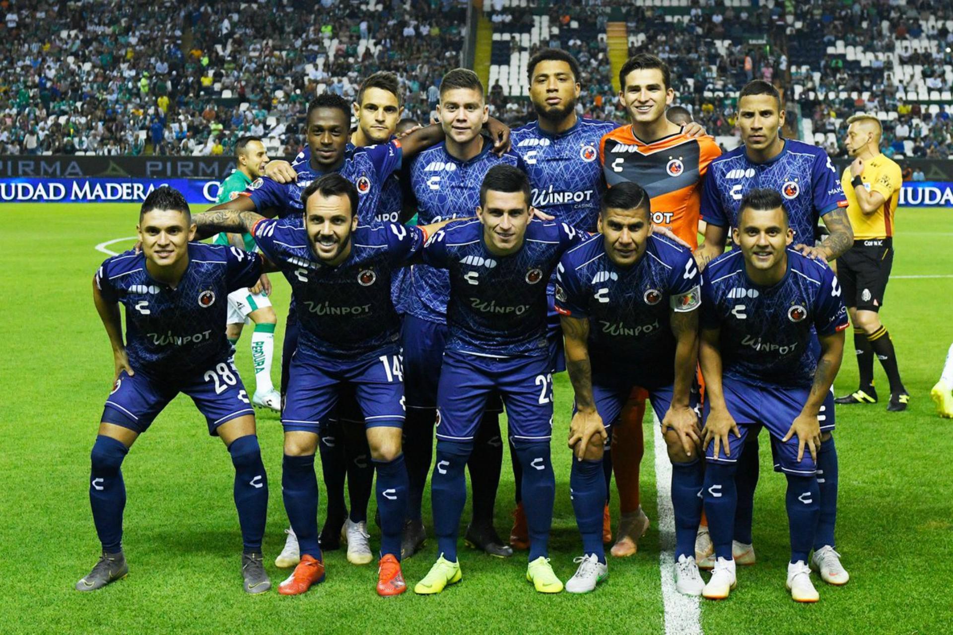Veracruz, en riesgo de no jugar el Apertura 2019