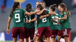 Selección mexicana Sub 17 femenil 281118