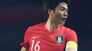 Ki Sung Yeung South Korea World Cup 2018 home kit