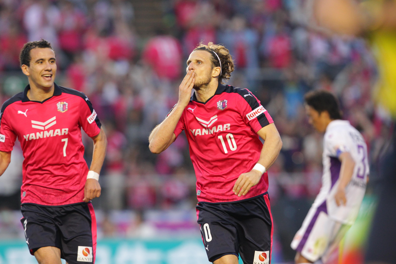 Diego Forlan - J.League