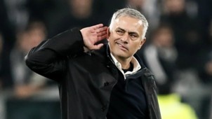 Jose Mourinho Juventus Manchester United Champions League 2018-19