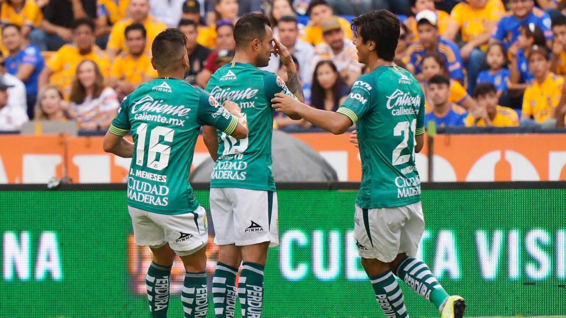Tigres León Apertura 2019