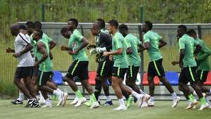 Full house as Nigeria commence preparation for Seychelles clash