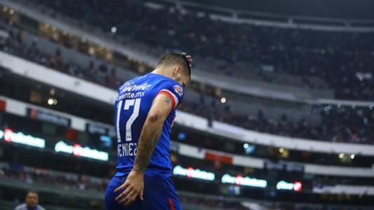 Édgar Méndez Liga MX Apertura 2018