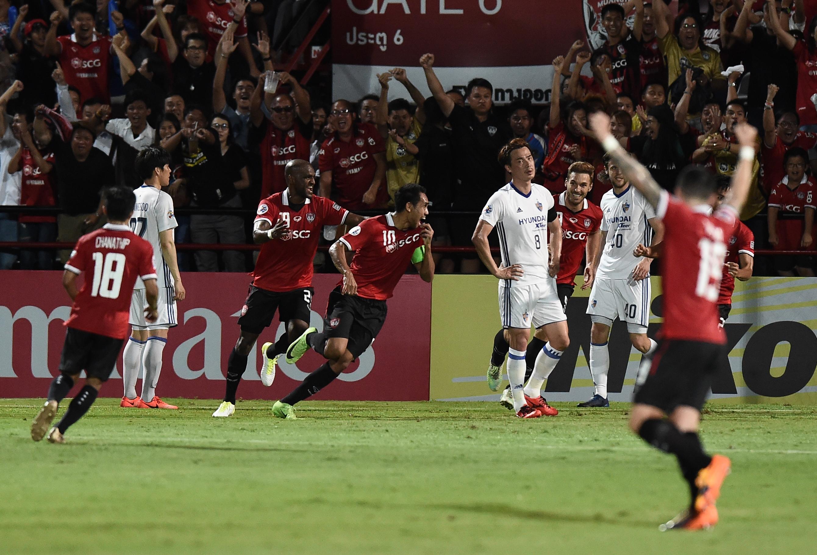 Muangthong United vs Ulsan hyundai