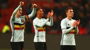 Eden Hazard Thorgan Hazard Belgium