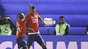 Gilbert Alvarez Jorge Wilstermann Atletico-MG Libertadores 05072017