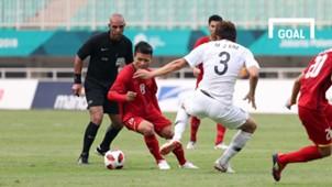 Olympic Việt Nam Olympic Hàn Quốc Bán kết ASIAD 2018