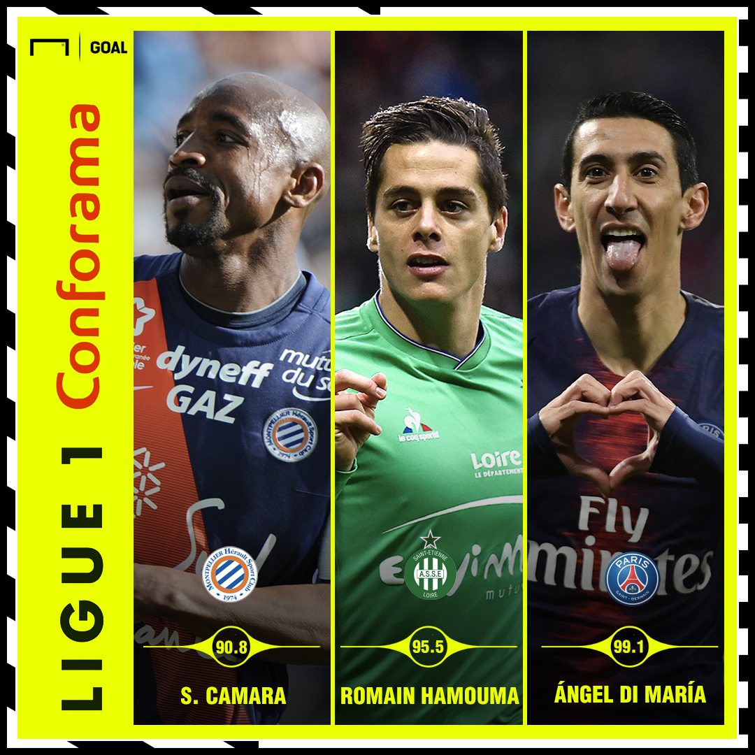 Ligue 1 Top 3 GFX 19032019