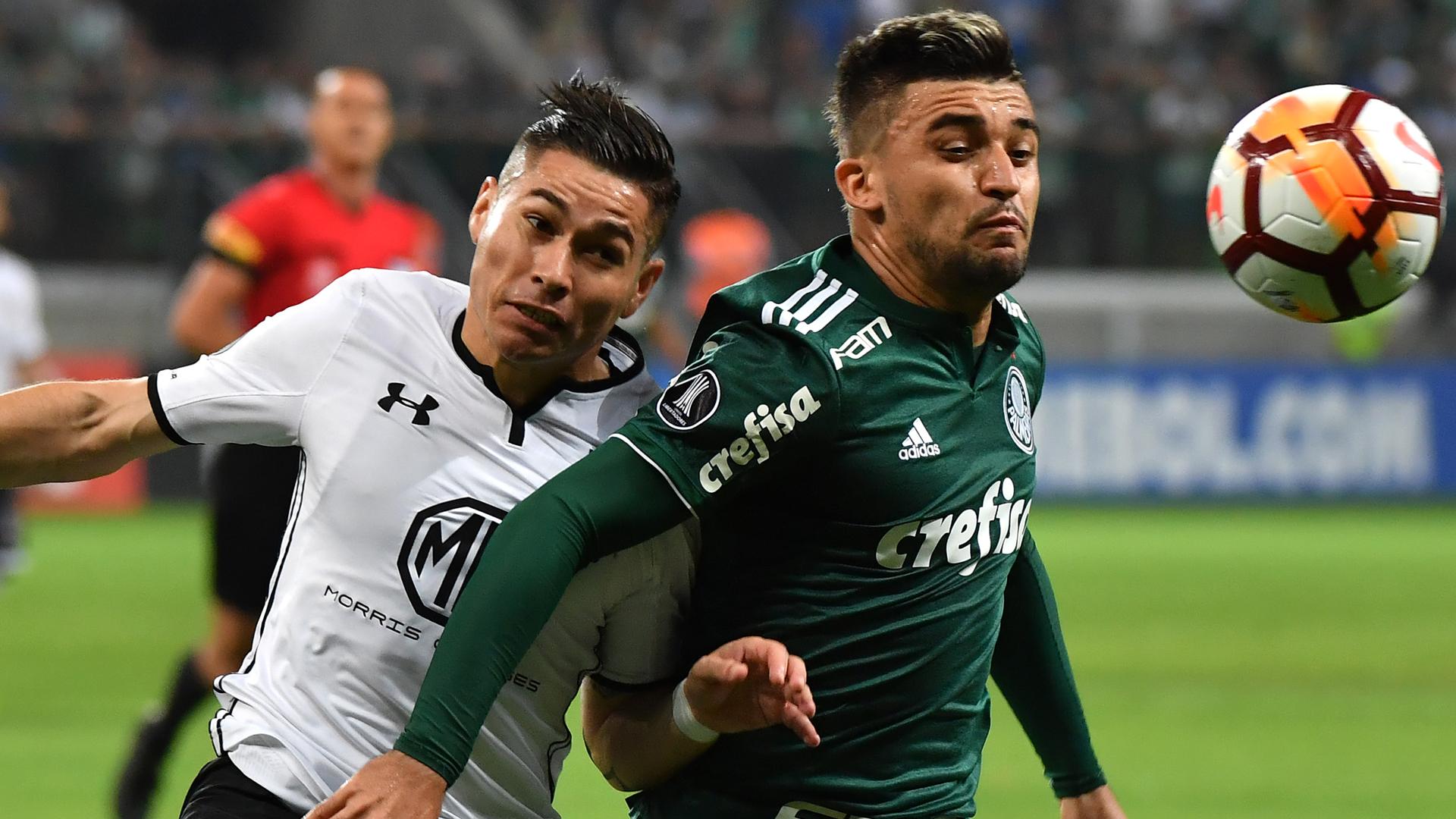 Colo Colo - Palmeiras