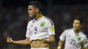 Diego Reyes Mexico vs. Trinidad and Tobago