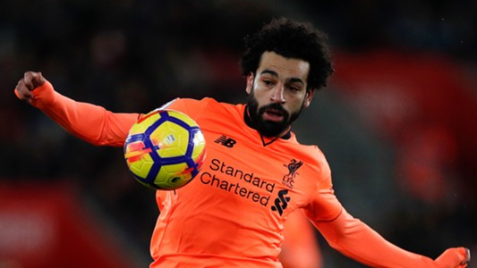 Mohamed Salah Southampton Liverpool Premier League