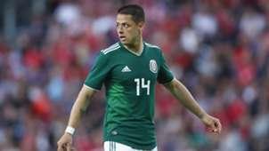 Chicharito Selección mexicana