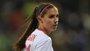 HD Alex Morgan