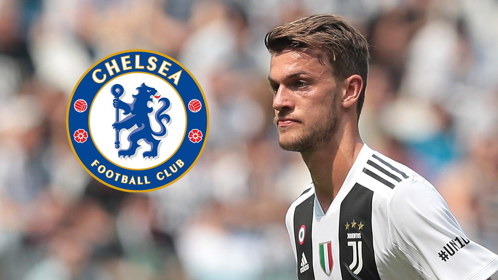 Premier League side ready improved £45m bid for Juventus defender Daniele Rugani