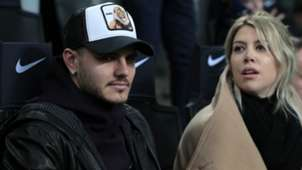 Mauro Icardi Wanda Nara Inter Sampdoria