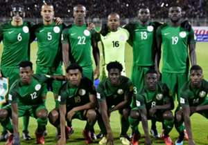 Coach Gernot Rohr has announced his starting line-up for Friday night's international friendly against the Whites and Reds at the Municipal Stadium